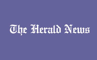 HERALD NEWS: Spirit Medium Lends A Helping Hand