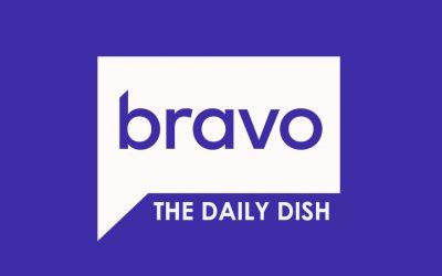 THE DAILY DISH: Dorinda Medley's Reading with Matt Fraser